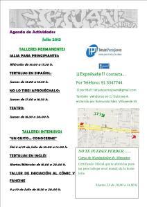 Boletín de Julio 2013