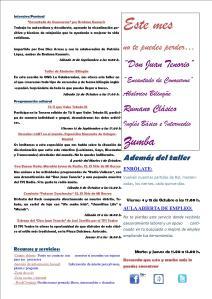 Boletín de Sept Oct 2013